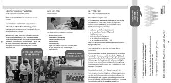 """Imageflyer des VdK NRW """"""""Zusammen sind wir stark"""""""""""