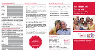 """Info-Flyer des SoVD"""""""""""