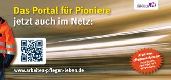 """Kampagne """"Portal für Pioniere"""""""