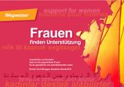 """Broschüre """"Frauenwegweiser"""""""